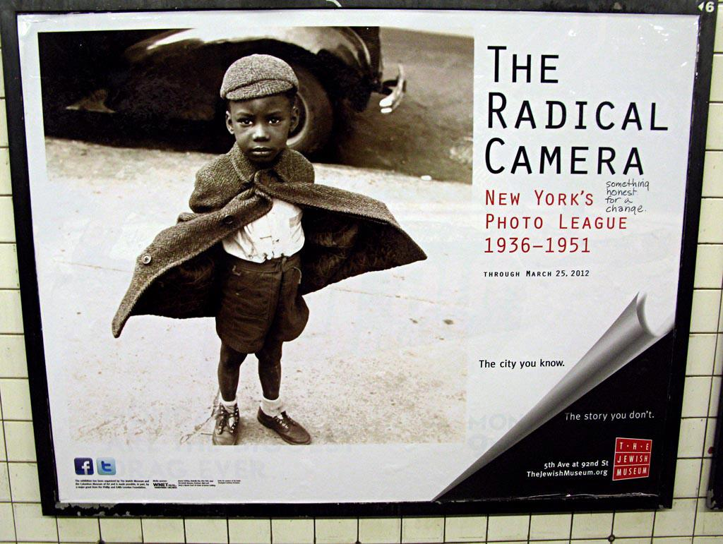 The Radical Camera - Jewish Museum NYC - Metro