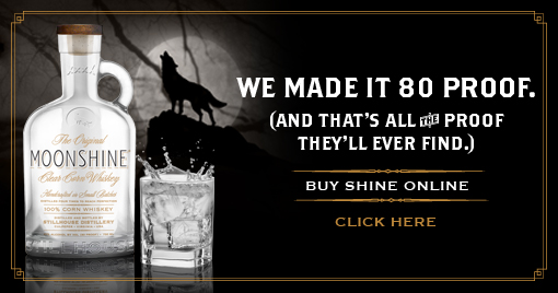 Original Moonshine Facebook - 80 proof